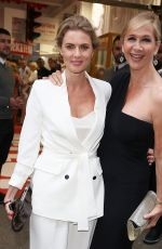 DONNA AIR at Hello! Magazine x Dover Street Market 30th Anniversary Party in London 05/09/2018