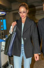 DOUTZEN KROES at Nice Airport 05/13/2018