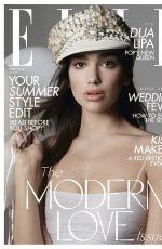 DUA LIPA for Elle Magazine, June 2018