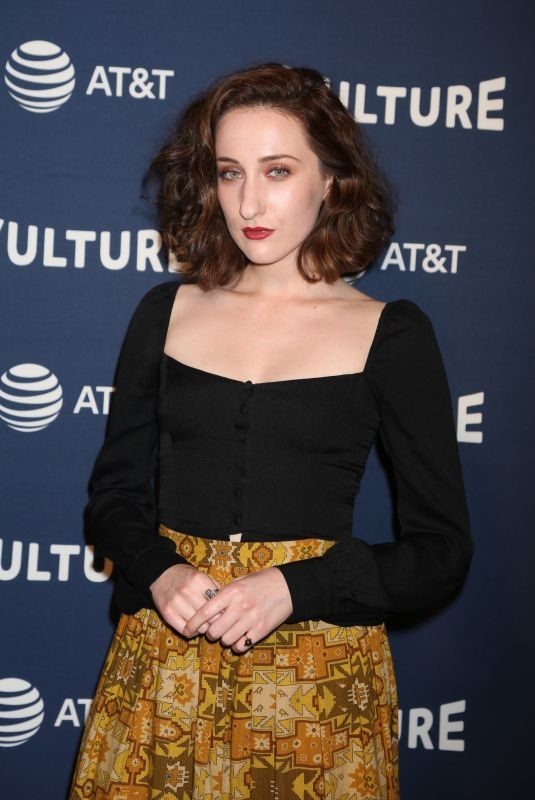 EDEN EPSTEIN at Vulture Festival in New York 05/19/2018