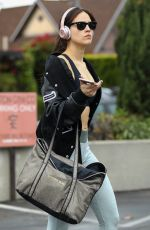 EIZA GONZALEZ Leaves a Gym in West Hollywood 05/01/2018