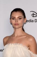 ELINE POWELL at Disney/ABC International Upfronts in Burbank 05/20/2018