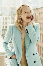 ELISABETH MOSS in Marie Claire Magazine, June 2018 Issue
