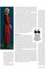 ELISABETH MOSS in Mujer Hoy Magazine, May 2018