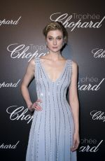 ELIZABETH DEBICKI at Chopard Trophy Photocall at 2018 Cannes Film Festival 05/14/2018