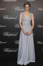 ELIZABETH DEBICKI at Chopard Trophy Photocall at 2018 Cannes Film Festival 05/14/2018