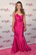 ELIZABETH HURLEY at Breast Cancer Research Foundation