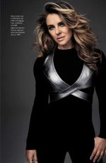 ELIZABETH HURLEY in Grazia Magazine, June 2018