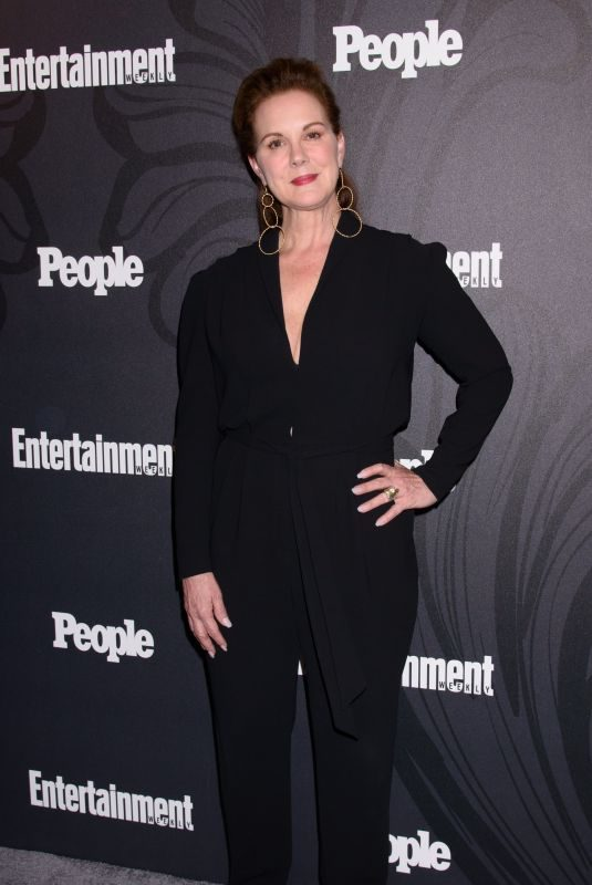 ELIZABETH PERKINS at EW & People New York Upfronts Celebration 05/14/2018