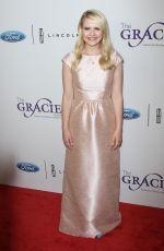ELIZABETH SMART at 2018 Gracie Awards Gala in Beverly Hills 05/22/2018