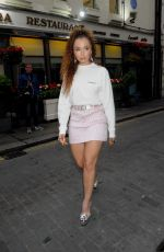 ELLA EYRE at Dior Backstage Launch Party in London 05/29/2018