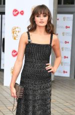 ELLA PURNELL at Bafta TV Awards in London 05/13/2018