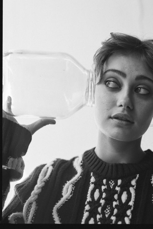 ELLA PURNELL for The Last Magazine, May 2018