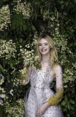 ELLE FANNING for Vanity Fair Magazine, Italy June 2018