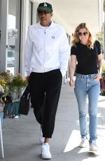 ELLEN POMPEO Out in Los Angeles 05/10/2018