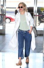 EMILIA CLARKE at JFK Airport in New York 05/08/2018