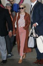 EMILIA CLARKE at JFK Airport in New York 05/20/2018