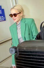 EMILIA CLARKE at Nice Airport 05/14/2018