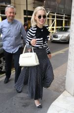 EMILIA CLARKE Out and About in London 05/18/2018