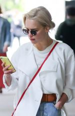 EMILIA CLARKE Out and About in New York 05/07/2018