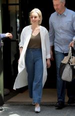 EMILIA CLARKE Out in New York 05/23/2018