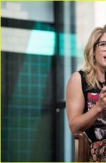 EMILY BETT RICKARDS at Build Series in New York 05/21/2018