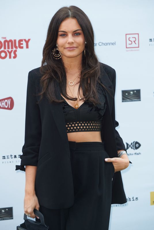 EMILY BLACKWELL at Bromley Boys Premiere in London 05/24/2018