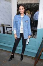 EMILY BLACKWELL at Tell Your Friends Restaurant Launch in London 05/03/2018