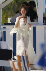 EMILY DIDONATO at a Beach in Miami 05/04/2018
