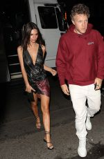 EMILY RATAJKOWSKI and Sebastian Bear-McClard Out in New York 05/08/2018