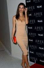 EMILY RATAJKOWSKI at Apex Social Club Opening in Los Angeles 05/25/2018