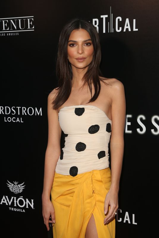 EMILY RATAJKOWSKI at In Darkness Premiere in Hollywood 05/23/2018