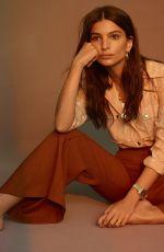 EMILY RATAJKOWSKI for Marie Claire Magazinw, June 2018