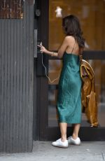 EMILY RATAJKOWSKI Out and About in New York 04/26/2018