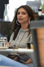 EMILY RATAJKOWSKI Out for Lunch n Los Angeles 05/25/2018