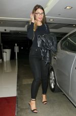 EMILY SEARS Out and About in Los Angeles 05/24/2018