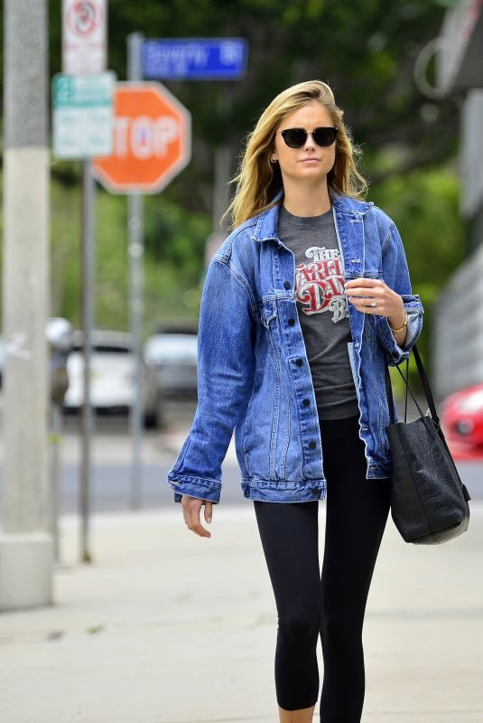 EMILY VANCAMP Out and About in Los Angeles 05/23/2018