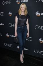 EMMA BOOTH at Once Upon A Time Finale Event in Los Angeles 05/08/2018