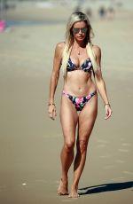 EMMA HARRISON in Bikinis at a Beach in Gold Coast 05/23/2018