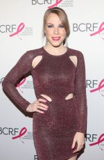 EMMA MYLES at Breast Cancer Research Foundation's Hot Pink Party: New Depths in New York 05/17/2018