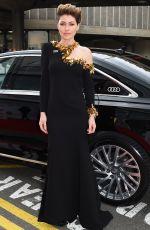 EMMA WILLIS at Bafta TV Awards in London 05/13/2018