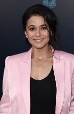 EMMANUELLE CHRIQUI at 20th Century Fox Screenings in Los Angeles 05/24/2018