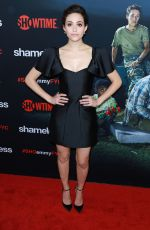 EMMY ROSSUM at Shameless FYC Screening in Hollywood 05/24/2018