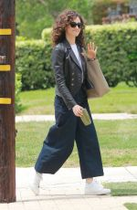 EMMY ROSSUM Out and About in Hollywood 05/02/2018