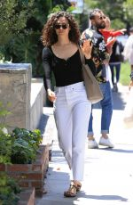 EMMY ROSSUM Out Shopping in West Hollywood 05/15/2018