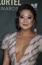 ERIKA HENNINGSEN and ASHLEY PARK at 2018 Lucille Lortel Awards in New York 05/06/2018