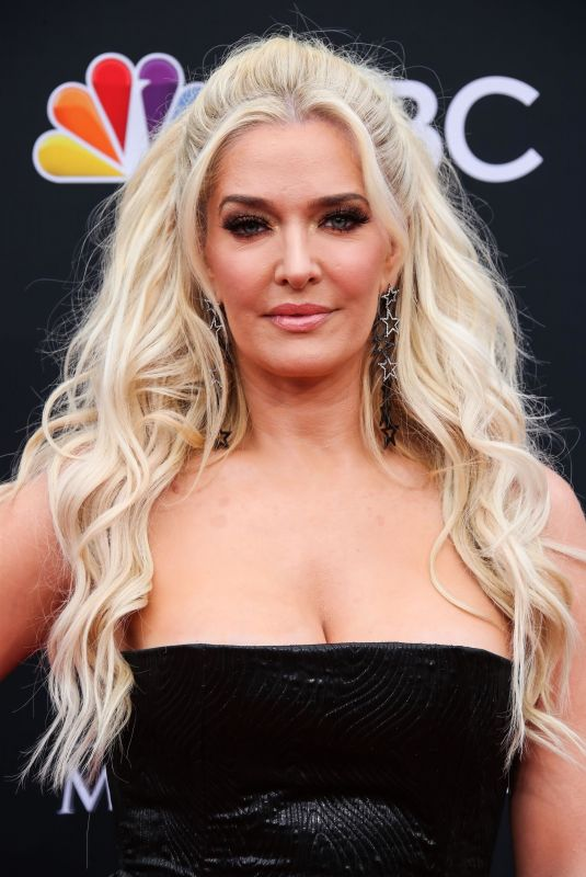 ERIKA JAYNE at Billboard Music Awards in Las Vegas 05/20/2018