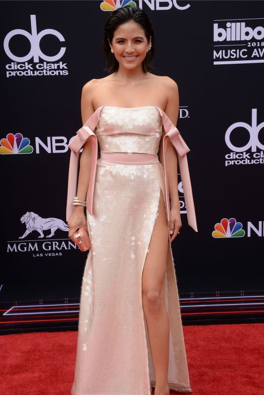 ERIN LIM at Billboard Music Awards in Las Vegas 05/20/2018