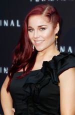 ERIN ROBINSON at Terminal Premiere in Los Angeles 05/08/2018
