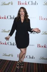 ERIN SIMMS at Book Club Screening in New York 05/15/2018